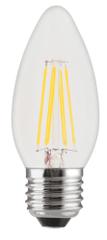 GE Lighting żarówka LED Filament Deco Candle, E27, 2,5W, ciepła barwa