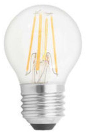 GE Lighting żarówka LED Filament Deco Spherical, E27, 2,5W, ciepła barwa