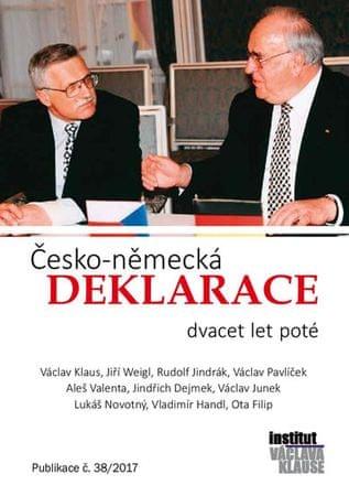 kolektiv autorů: Česko-německá deklarace dvacet let poté