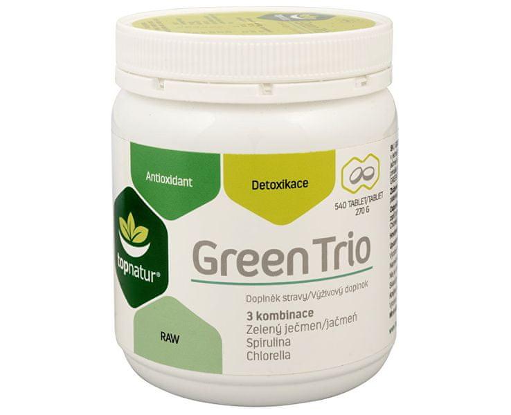Topnatur Green Trio Medicol 540 tbl.