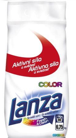 Lanza Fresh & Clean Color 6,75 kg (90 praní)