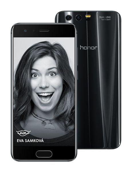 Honor 9, Dual SIM, 4GB/64GB, Black