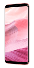 Samsung Galaxy S8, Rose Pink