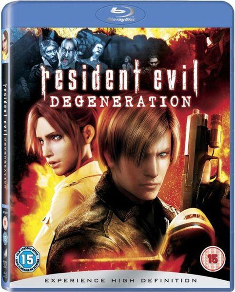 Resident Evil: Rozklad - Blu-ray