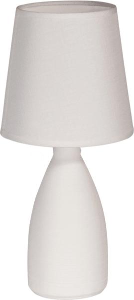 Time Life Stolní lampa keramická 37,5 cm, bílá