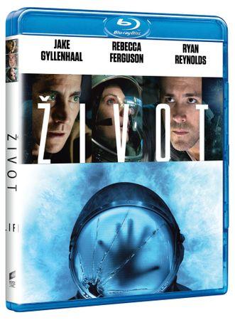 Život (Combo pack BD + DVD)   - Blu-ray