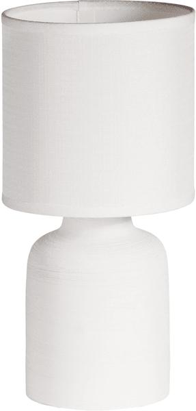 Time Life Stolní lampa keramická 33 cm, bílá