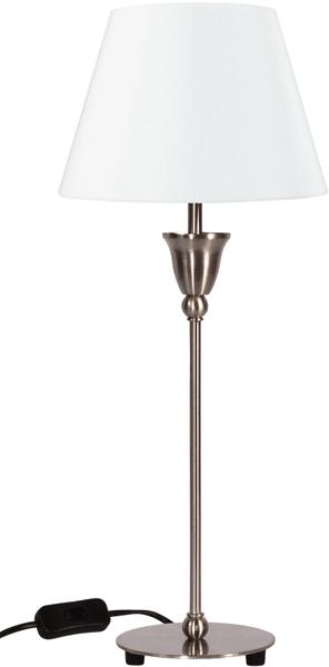 Time Life Stolní lampa 54 cm, bílá