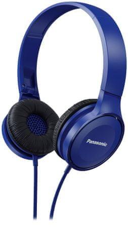 Panasonic slušalke RP-HF100E modra