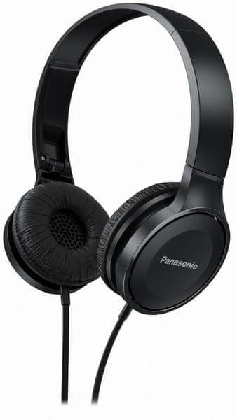 Panasonic RP-HF100E-K, černá