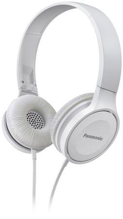 Panasonic slušalke RP-HF100E bela