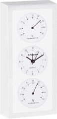TimeLife termometr z higrometrem i zegarem TL-180