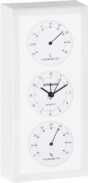 Time Life Teploměr s vlhkoměrem a hodinami TL-180B