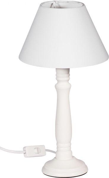Time Life Dřevěná stolní lampa 43 cm