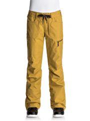 Roxy Rifter Pt J Sulphur ženske hlače za bordanje