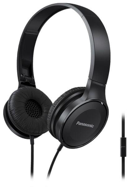Panasonic RP-HF100ME-K, černá