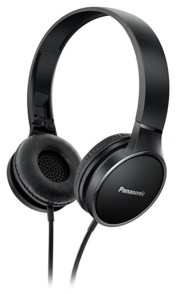 Panasonic RP-HF300E-K, černá