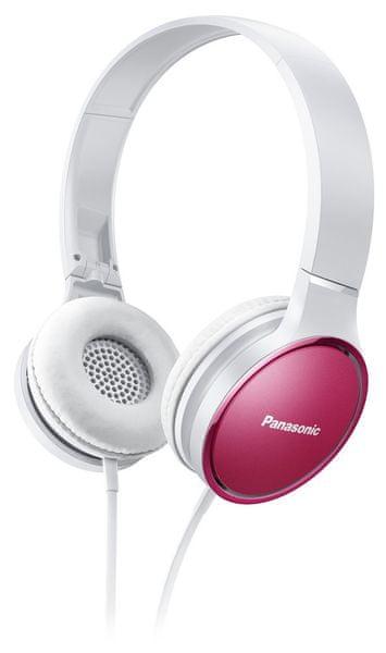 Panasonic RP-HF300E-P, růžová