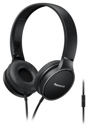 Panasonic RP-HF300ME-K, černá