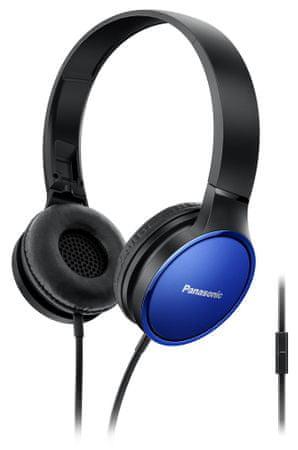 Panasonic RP-HF300ME-A, modrá