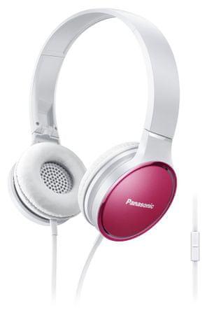Panasonic RP-HF300ME-P, růžová