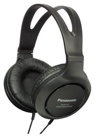 Panasonic Slušalke RP-HT161E-K