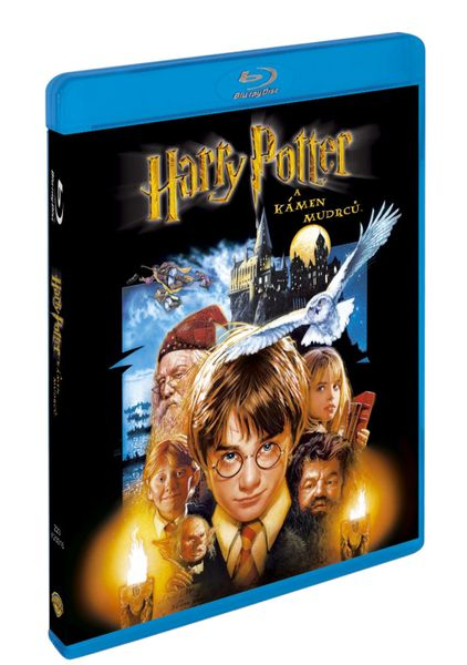 Harry Potter a Kámen mudrců - Blu-ray