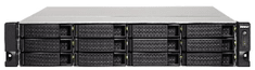 Qnap NAS naprava za 12 diskov TS-1263U-RP, odvečni napajalnik