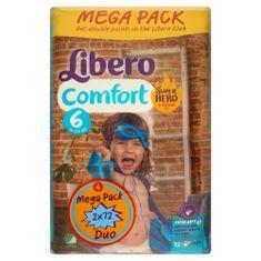 Libero Mega Duo Pack (6), 144 db