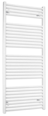 Bial kopalniški radiator Alta, 450 x 974 mm, bel (1021450901)