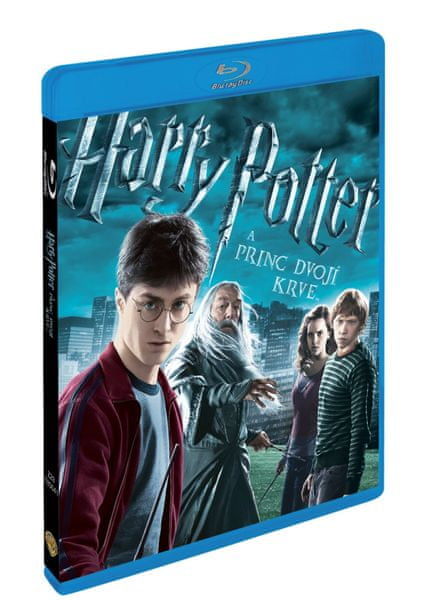 Harry Potter a Princ dvojí krve (2BD) - Blu-ray