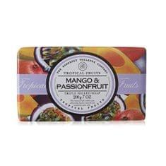 Somerset Toiletry Luxusné tuhé mydlo v ozdobnom papieri Mango a mučenka (Mango & Passionfruit Triple Milled Soap) 200