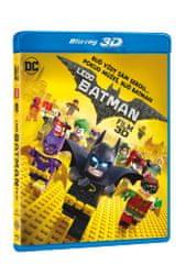 Lego Batman Film  3D+2D (2 disky)   - Blu-ray