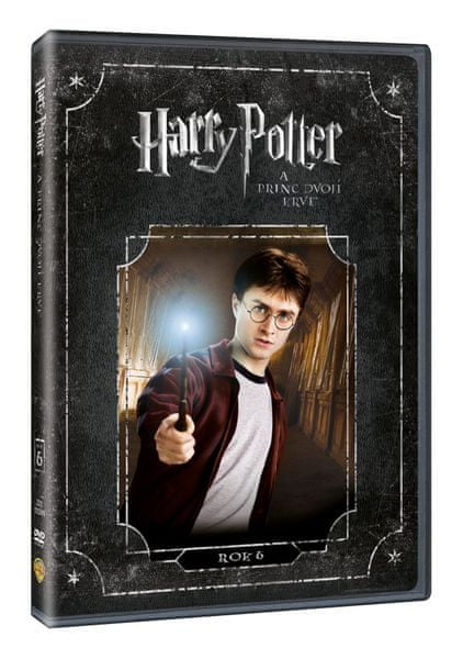 Harry Potter a Princ dvojí krve - DVD