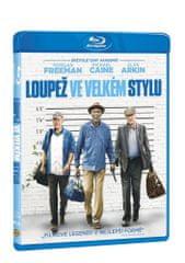 Loupež ve velkém stylu    - Blu-ray