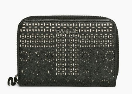 Desigual ženska denarnica črna Magnetic Sandra
