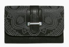 Desigual ženska denarnica črna Lengüeta Anabella