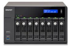 Qnap TVS-871-i3-4G NAS strežnik za 8 diskov