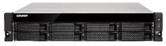 """Qnap NAS strežnik za 8 diskov TS-863U, 2U 19"""" rack"""