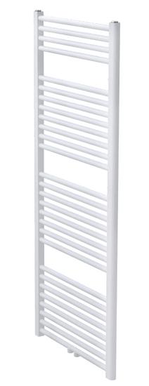 Bial kopalniški radiator Alta Midd, 750 x 1694 mm, bel (31022751601)