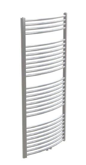 Bial kopalniški radiator Sora, 450 x 1694 mm, bel (31023451601)