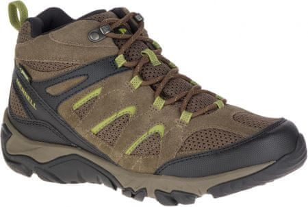Merrell Outmost Mid Vent GTX boulder 9 (43,5)