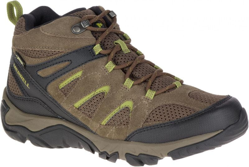 Merrell Outmost Mid Vent GTX boulder 7,5 (41,5)