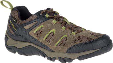 Merrell pohodni čevlji Outmost Vent GTX, Boulder, 43