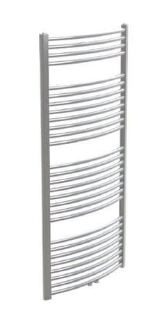 Bial kopalniški radiator Sora Midd, 450 x 1694 mm, bel (31024451601)
