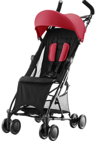 Britax Römer wózek Holiday, 0-15 kg, Flame Red