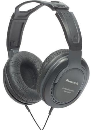 Panasonic slušalke RP-HT265E-K