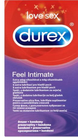 Durex Feel Intimate 18 ks