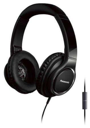 Panasonic RP-HD6ME-K, czarny