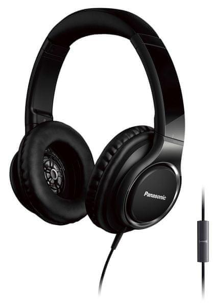 Panasonic RP-HD6ME-K, černá